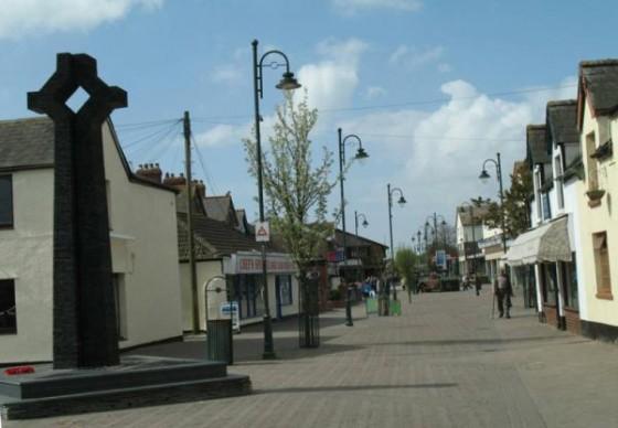 caldicot town centre
